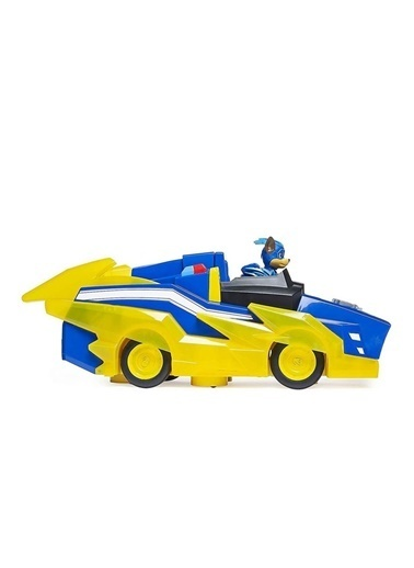 Spin Master Spin Master-6055932 Paw Chasein Donusebilen Aracı -Paw Patrol Renkli